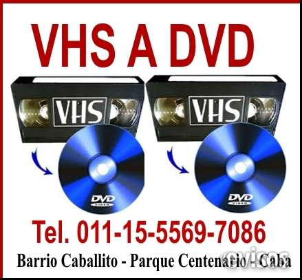 Vhs a dvd - vhs a dvd