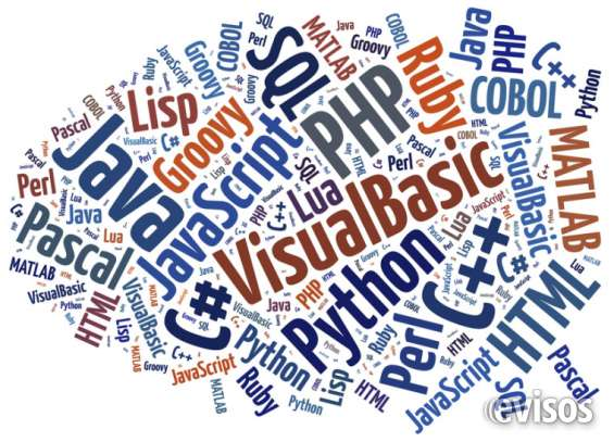 Clases particulares lenguajes de programación