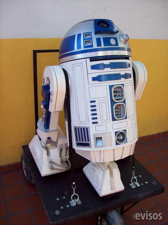R2-d2 replica escala 1:1 star wars