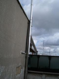 Fotos de Instalaciones de conductos y reparaciones en aturas con silletas 8