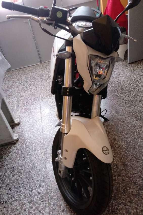 Moto 0 km b.bca