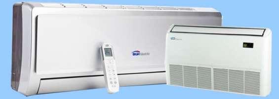 Especialistas en refrigeración y aire acondicionado