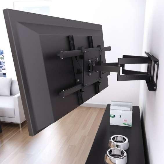Instalacion colocacion soportes tv led lcd smart tv plasmas monitores