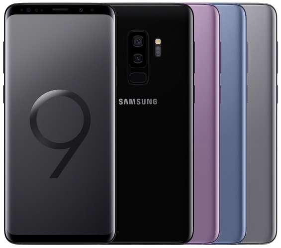 Samsung galaxy s9 plus g9650 64gb / 6gb ram negro libre