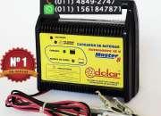 Cargador batería dolar01 inteligente 12volt 8 am