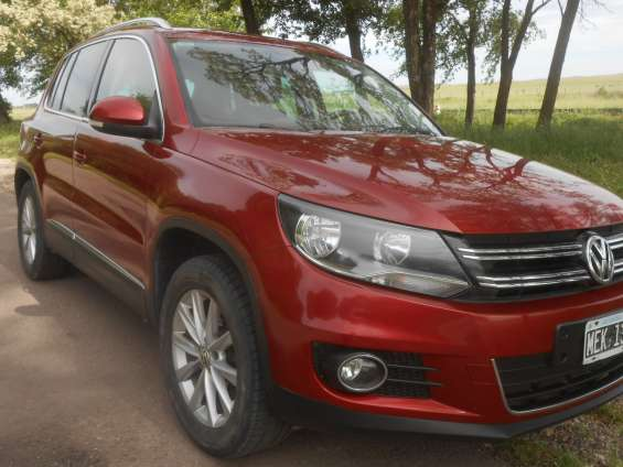 Volkswagen tiguan exclusive 2013, unico dueño, impecable