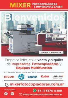 Alquiler de multifuncion ricoh brother, escaner tel 1135700499, buenos aires