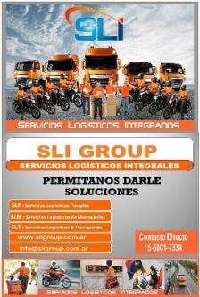 Sli group soluciones logísticas integradas, buenos aires