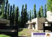 Venta casa en malargue barrio los abedules mendoza