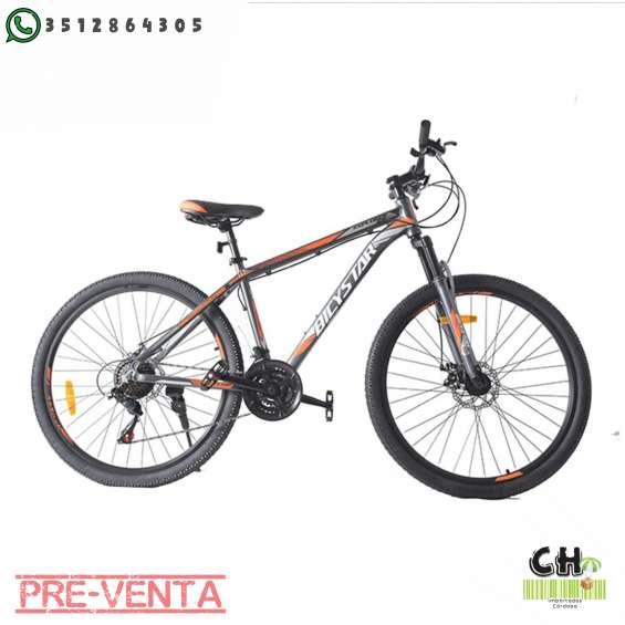 Pre-venta bicicleta mountain bike nordic x1.0