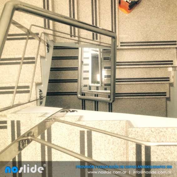 Tallado antideslizante - cintas antideslizantes 3m - noslide