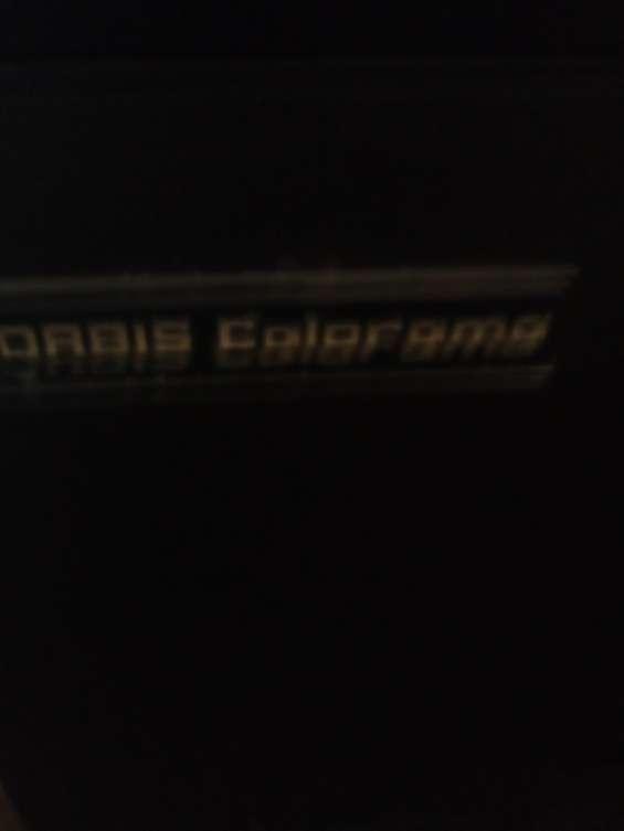 Vdo : 2 calefactores orbis calorama para gas natural