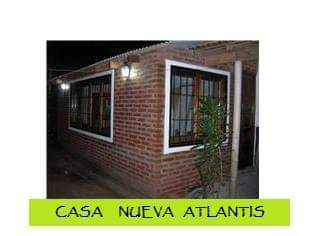 Nueva atlantis casa 4-6-8 personas alquilo