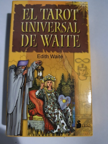 El tarot universal de rider waite - cursos y consultas