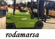 CUBIERTA maciza 600X9 AUTOELEVADORES RODAMARSA Continental