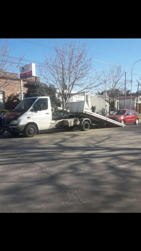 Transporte solari: auxilio, grua traslados y fletes