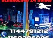 Cerrajeros 24 hrs urgencias