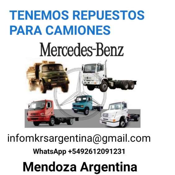 Venta de repuestos para camiones mercedez benz