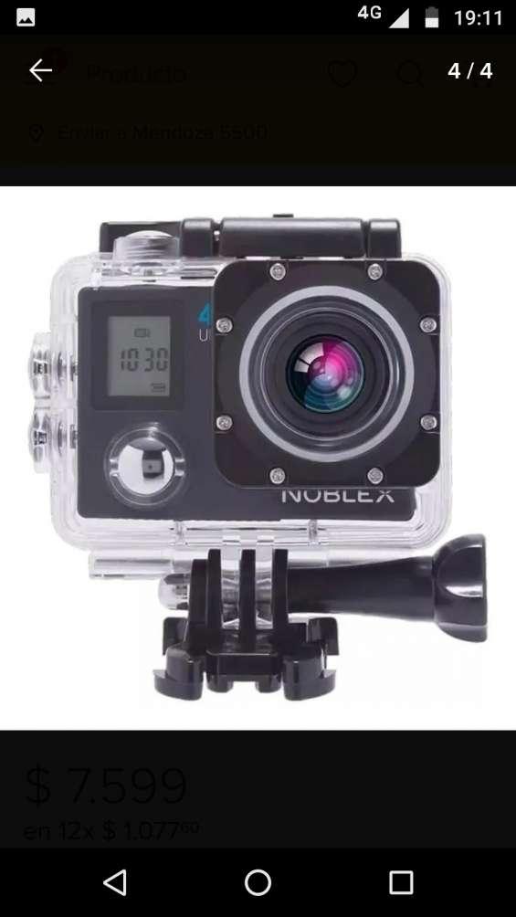 Vendo cámara noblex acn4k1