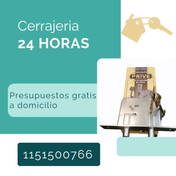 Cerrajeros 24 urgencias